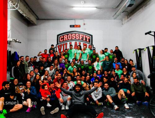 Así fue el IV Campeonato Interno CrossFit Villalba